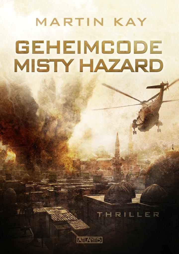 GEHEIMCODE MISTY HAZARD - Eileen Hannigans zweites Abenteuer!