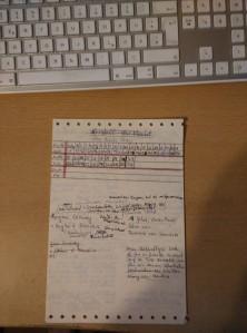 Kapitel- und Personenverzeichnis zu DAS BUCH SHEN