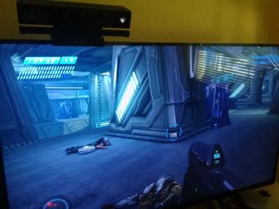 ... und 10 Jahre später in HALO Combat Evolved (2011)